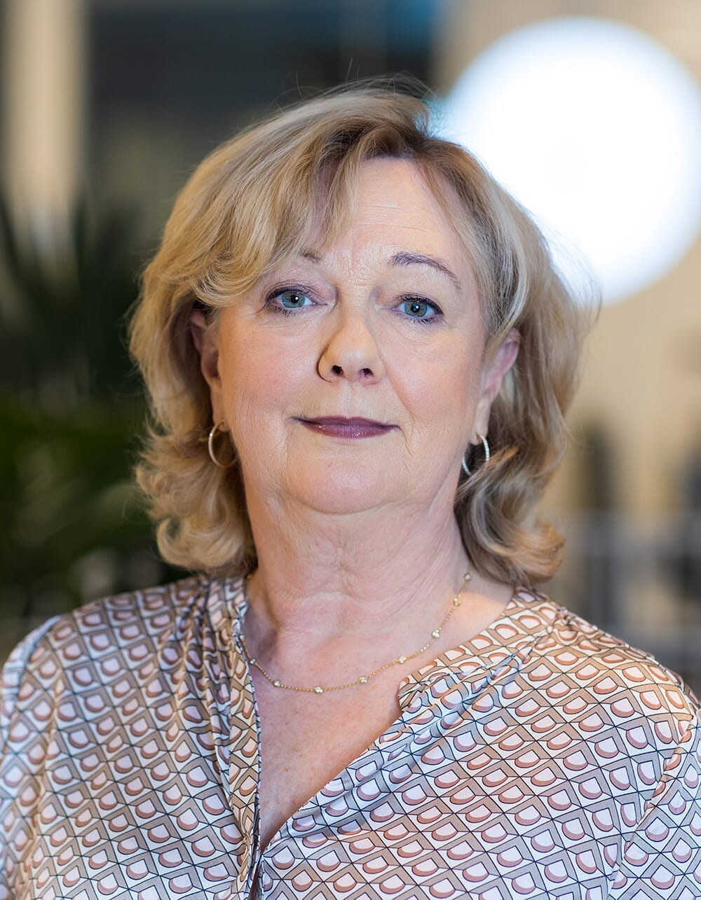 Annette Tiljander