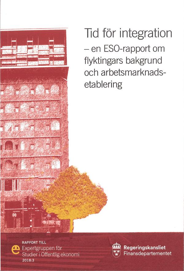 Tid för integration. ESO-rapport 2018:3