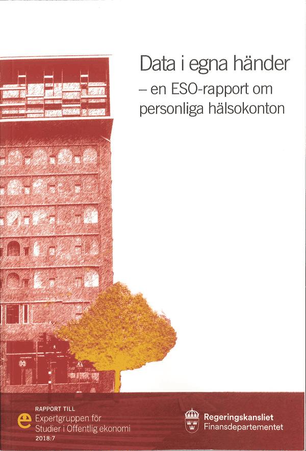 Data i egna händer. ESO-rapport 2018:7