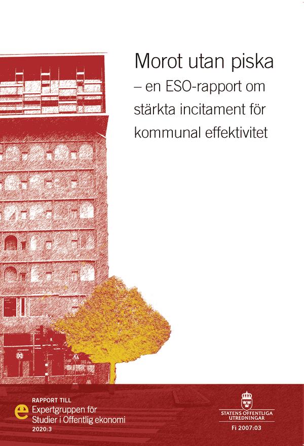 Morot utan piska. ESO-rapport 2020:3
