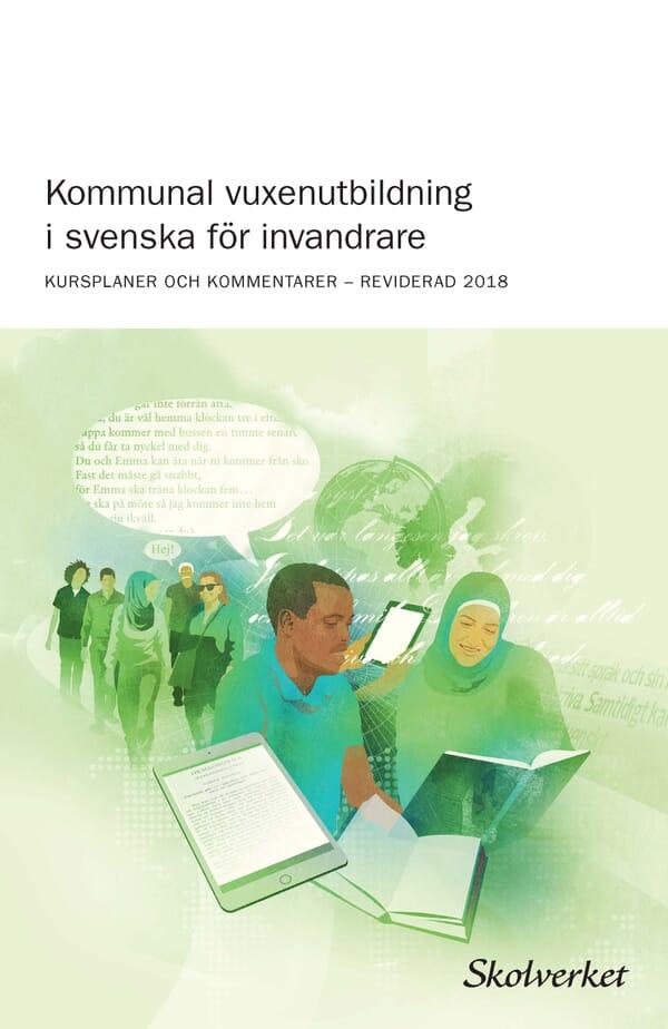 Kommunal vuxenutbildning i svenska för invandrare (2018)
