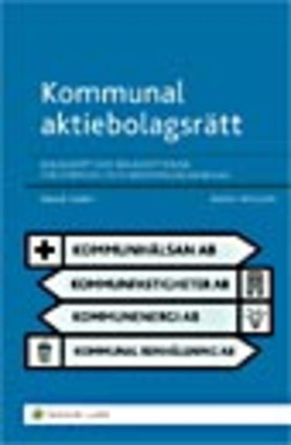 Kommunal aktiebolagsrätt