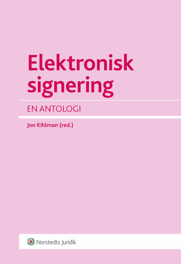 Elektronisk signering