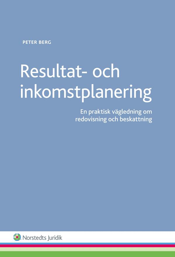Resultat- och inkomstplanering