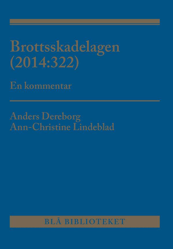 Brottsskadelagen (2014:322)