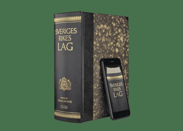 Sveriges Rikes Lag 2020 (skinnband)