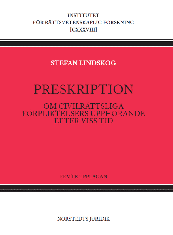 Preskription