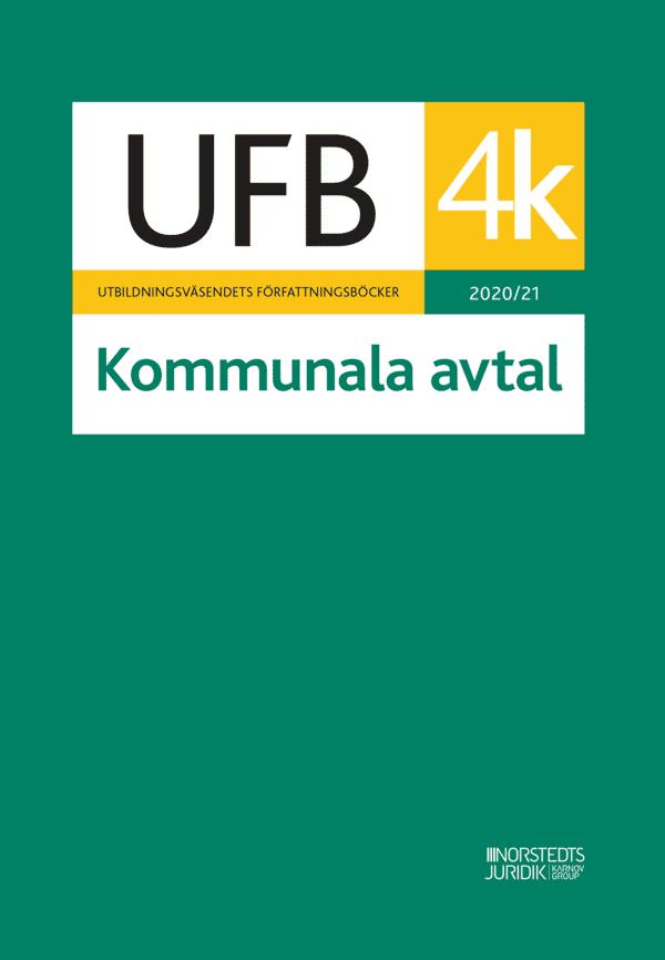 UFB 4 K Kommunala avtal 2020/21