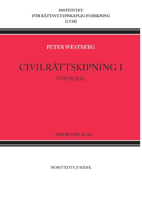 Civilrättskipning I