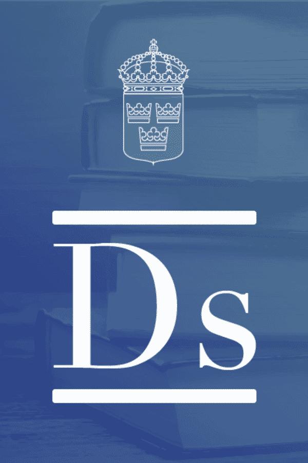 Uppbörd av böter efter EU:s dataskyddsreform. Ds 2018:3